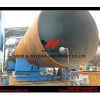 Wholesale Pressure Vessel Automatic Conventional Pipe Welding Rotator with PU Roller 10 Ton from china suppliers