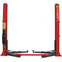 Wholesale Launch TLT235SB Floor Plate Two Post Vehicle Lift Economical Hydraulic Car Lift Garage Equ from china suppliers