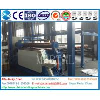 Wholesale Mclw12CNC-16X2500 4-Roll Plate Rolling Machine with Ce Standard, Plate Bending Machine, CNC Plate Rolling Machine    from china suppliers