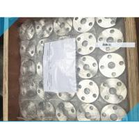 Wholesale DIN2543 Pn16 Pn40 - Pn250 Forged Plate Stainless Steel Flange SS Pipe Flange from china suppliers