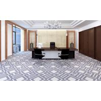 Wholesale 100% Nylon printed carpet for office striped wall to wall carpet from china suppliers