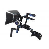 Wholesale BMCC Shoulder Rig With Matte Box Follow Focus C Arm from china suppliers