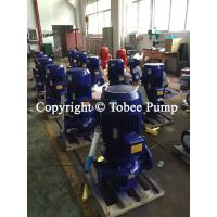 Wholesale Tobee™ Vertical Inline Chemical Pump from china suppliers