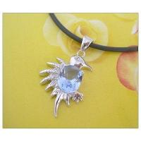 Wholesale Silver Bird Pendant from china suppliers