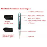 Wholesale Tattoo Machine Pen for Lip and Eyebrow Permanent Makeup from china suppliers