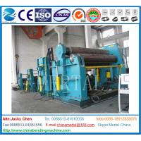 Wholesale Mclw12CNC-30X3000 CNC Plate Rolling Machine /4 Roll Plate Rolling Machine with Ce Standard from china suppliers