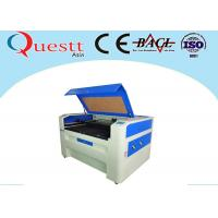 Wholesale Cnc Glass Engraving Machine For Paperboard , 100 Watt Laser Engraving Equipment from china suppliers