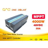 Wholesale 24v 48v 110v 220v 4000 Watt Power Inverter Automatic Inverter Charger from china suppliers