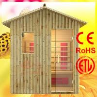 Wholesale bamboo Sauna GW-BS-4 from china suppliers