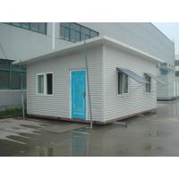 Wholesale Prefab Mobile Homes Moveable Waterproof Small House Easy And Quick Installation from china suppliers