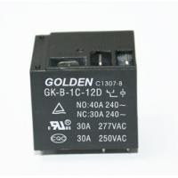 Wholesale 250 Volt DC Printed Circuit Board Relays GK-B t91 JQX-105F-2 40A from china suppliers