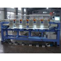 Wholesale 6 Heads Commercial Computerized Embroidery Machine 850 RPM Max Speed from china suppliers