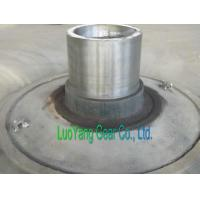 Buy cheap Casting Steel Ball Mill End Cap , Large Size Heavy Steel Casting Parts from wholesalers