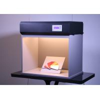 Wholesale T90 - 7 7 Light Sources Color Viewing Light Booth With Metamerism Function from china suppliers