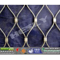 Wholesale Stainless Steel Wire Rope Mesh from china suppliers