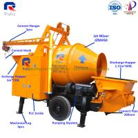 Wholesale JBT40-P1 concrete mixer gears pump from China, 2016 concrete mixer machine pump, upgrade concrete mixer pump in Pakistan from china suppliers