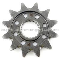 Wholesale Lightweight Dirt Bike Front Sprocket Original Color Motocross Parts from china suppliers
