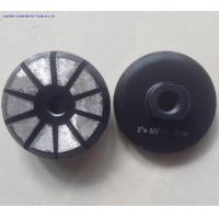 Wholesale 10 Seg Metal Polishing Pads With Threaded from china suppliers