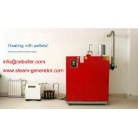 Wholesale Movable Wood Pellet Hot Water Boilers from china suppliers