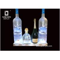 Wholesale Vodka Bottle With Led display  For Grey Goose Bottle Holder Single or Multiple from china suppliers