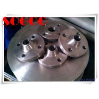 UNS S32750 Socket Weld Flange Super Duplex Steel With ISO Certificate for sale