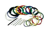 Wholesale Safety Clean Fire Resistant Electric Wire And Cable , PVC Insulated Wire from china suppliers