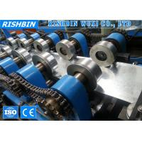 Wholesale Quick Interchangeable C Z Channel Roll Forming Machine with Gear Box Transmission from china suppliers