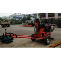Wholesale 200m Spindle Type Deep Hydraulic Geotechnical Drill Rig Portable from china suppliers