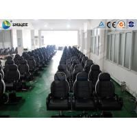Wholesale Luxury Pneumatic 5D Movie Theater With Genuine Leather Chair from china suppliers