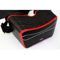 Virtual Reality 80Inch Screen 2600mA Battery Real 3D Effect Headset Display 3D Video Glass