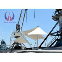 Wholesale Anticlastic Pre - Stressed Sail Tensile Shade Structures For Simple Stage from china suppliers