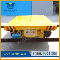 Wholesale Wide track gauge cross-by rail transfer cart transport system bxc-25t from china suppliers