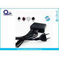 Quality CE Approved Multi Port USB Tablet Charger , UK / AU USB Multi Plug Charger for sale