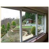 Wholesale Energy efficient shatterproof toughened residential Aluminium frame window from china suppliers