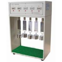 Wholesale Tape Hydraulic Adhesion Tester , 5 Stations Testing Instrument For Plastics from china suppliers