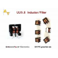 Wholesale UU9.8 - 40mH Power Filter Inductor 50 - 400KHz SMT Type High Realiability from china suppliers
