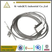 Wholesale high quality Stainless steel cable wire rope for safe rope /safe cable/lock from china suppliers