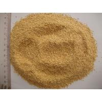 Wholesale Dehydrated garlic granule8-16mesh from china suppliers