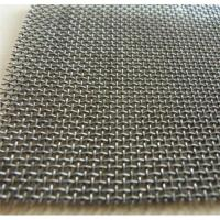 Buy cheap Titanium Wire Mesh from wholesalers