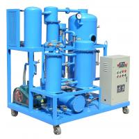 Wholesale ZJD Hydraulic oil Purifying Equipment,Lubricating Oil Filtration Machine from china suppliers