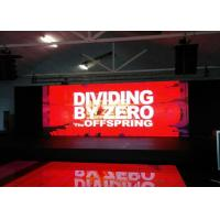 Quality Super Thin P2.5 Indoor Led Display Signs / SMD Led Wall Display With Meanwell Power Supply for sale