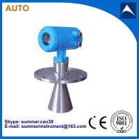 Wholesale Radar Water Tank Level Sensor, Water Level Meter Gauge Radar Level Meter from china suppliers