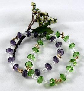 China Crystal Bracelet, Crystal Jewelry, Crystal Fashion Bracelet (JDSL-055) on sale
