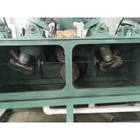 Quality 1440rpm 4KW Steel Brush Wire Descaling Machine With Ø5.5mm - Ø20mm Inlet Diameter for sale
