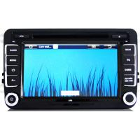 Wholesale 64 Channels Digital VW DVD GPS Android 2.3 With Fully Touch Screen Function VWM-804GD from china suppliers