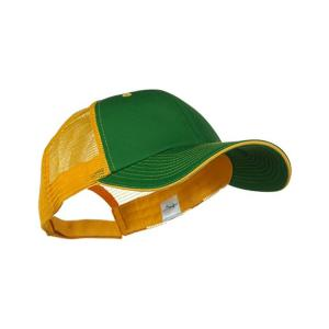 Wholesale Customized Unisex 5 Panel Trucker Cap With Metal Buckle from china suppliers