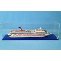 Wholesale Indoor Glory Carnival Cruise Ship Models With Exquisite Bow Model from china suppliers