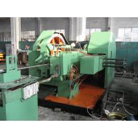 Wholesale Horizontal Nut Making Machine , Cold Forging Machine Custom Color from china suppliers