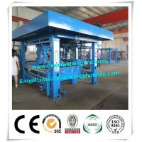 Wholesale Professional Auto Membrane Panel Welding Machine Serpentuator Bending Equipment from china suppliers