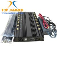 Wholesale 14 Bands Power Adjust Jammer Blocker Shield CDMA GSM DCS 3G 4G LTE Wifi GPS L1 L2 L3 L4 L5 from china suppliers